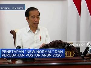 Cegah Pertumbuhan Minus, Ini Instruksi Jokowi