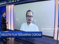 Kemenparekraf: 80% Industri Film Setop Operasi Saat Pandemi
