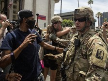AS Siaga Ratusan Pasukan Garda Nasional di Ibu Kota, Ada Apa?