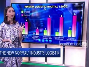 New Normal Industri Logistik