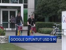 Karena Mode Pencarian Pribadi, Google Dituntut USD 5 M