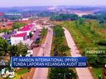PT Hanson International Tunda Laporan Keuangan Audit 2019