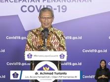 Surabaya Zona Hitam, Pasien Sembuh di Jatim Tertinggi di RI