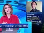 Analis: IHSG Terdorong Penguatan Sektor Perbankan