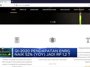 Q1-2020, Laba Bersih PT Energi Mega Persada Naik 69% (YoY)