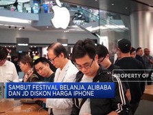 Diskon Harga Iphone di China