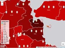 Surabaya Zona Hitam Covid-19, Kasus Positif Tambah 55 Orang