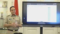 Dipimpin Anies, Kasus Covid-19 DKI Terendah sejak 1 Oktober