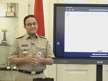 Anies Longgarkan PSBB DKI, IHSG Bisa Tembus 5.100