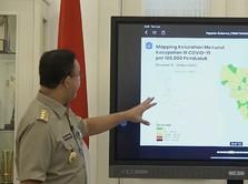 Angka Reproduksi Corona DKI Jakarta Turun ke 0,99, Kok Bisa?