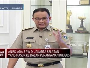 Anies Putuskan Perpanjang Status PSBB DKI Jakarta