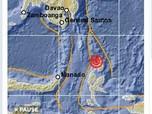 Ada Gempa M 7.1 Guncang Maluku Utara