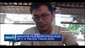 Corona, Industri Film Kian Merana