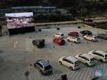 Hadir di Indonesia , Ini Sensasi Nonton di Drive In Cinema