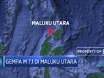 Gempa 7,1 Magnitudo Guncang Maluku Utara