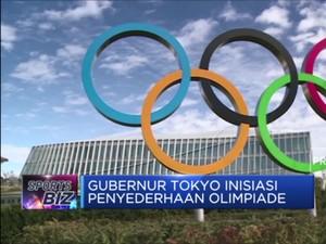 Gubernur Tokyo Inisiasi Penyederhaan Olimpiade