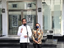 New Normal Istana Jokowi: Wajib Rapid Test Covid-19!