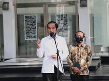 Warning Jokowi : 'Gigit Keras' yang Korupsi Anggaran Covid-19