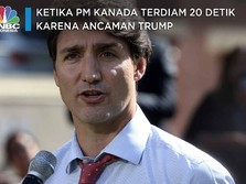 Ketika PM Kanada Terdiam 20 Detik karena Ancaman Trump