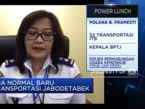 Menilik Kesiapan BPTJ Hadapi Normal Baru di Jabodetabek
