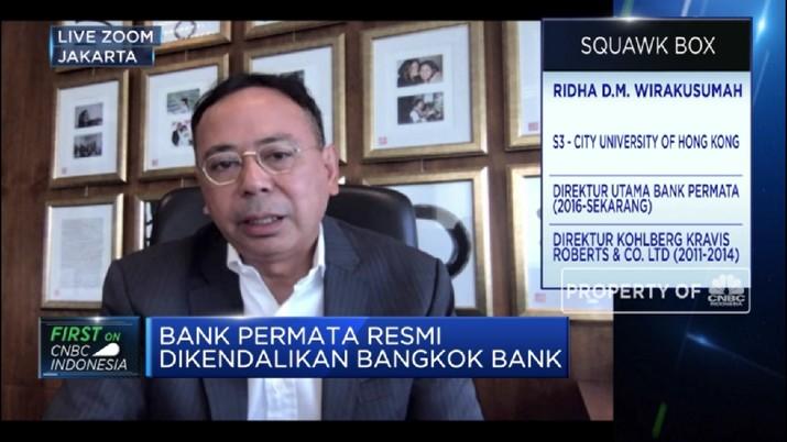 Resmi Diakuisisi, Bank Permata Targetkan Masuk Buku IV (CNBC Indonesia TV)