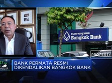 Disuntik Bangkok Bank, Bank Permata Siap jadi Bank Buku IV