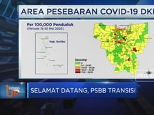 Selamat Datang PSBB Transisi DKI Jakarta