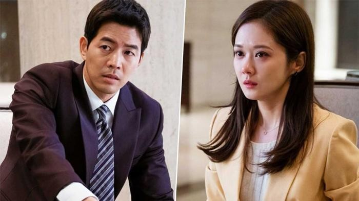 Sinopsis Drama Korea VIP Eps 2, Jung Sun Mencurigai Sung Joon Selingkuh