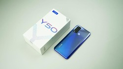 Vivo Tawarkan Promo Cashback & Bonus Kuota untuk Pembelian Y50