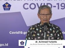 Kompak! Kasus Aktif Corona di DKI, Jabar dan Banten Turun