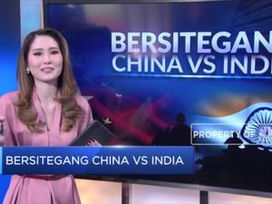 China vs India Kian Membara