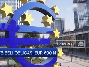 Genjot Ekonomi Eropa, ECB Beli Obligasi EUR 600 M