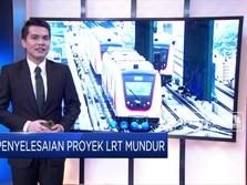 Gegara Corona, Proyek LRT Mundur Ke Juni 2022
