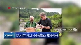Gordon Ramsay Belajar Masak Rendang Di Sumatera Barat