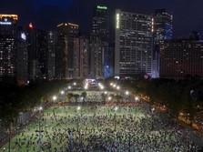 Hat-trick, Hong Kong Tetap Kota Termahal di Dunia