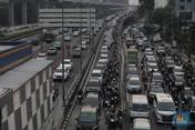 Melihat Jakarta Kembali Macet Jelang Pelonggaran PSBB