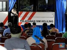 Terbitkan PP, Jokowi Gratiskan PNBP SKCK