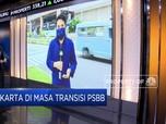 Jakarta di Masa Transisi PSBB