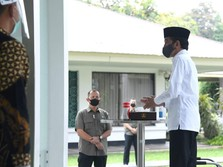 Jokowi Peringatkan Daerah Jangan Asal Terapkan New Normal