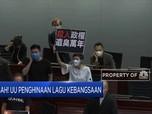 Sah! UU Penghinaan Lagu Kebangsaan China