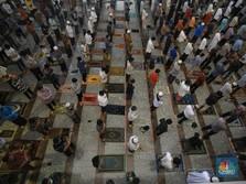 Sholat Jumat New Normal, Takmir Masjid Pegang Peranan Kunci