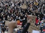 Demo 'Black Lives Matter' di Australia Bakal Ditangkap, Why?