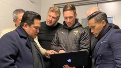 Erick Thohir dan Anindya Bakrie Bakal Kuasai 51% Saham Oxford United