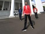 Pesan Jokowi: Saat Pandemi, Sehat Itu Penting!
