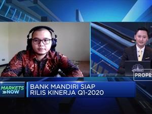 Analis: Sektor Perbankan Bisa Jadi Pilihan Investor Saat Ini