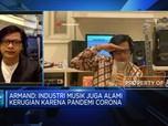 Armand Maulana: 90% Konser Gigi Tertunda Karena Pandemi