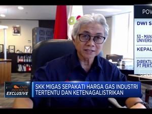 Bos SKK Migas: 30% LoA Harga Gas Industri Sudah Diselesaikan