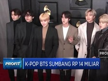 BTS Sumbang Rp 14 Miliar Untuk