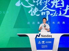 AS-China Ribut, Emiten China Ini Malah Lancar IPO di Nasdaq