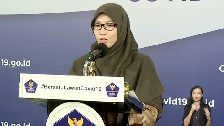 Dewi Nur Aisyah - Anggota Tim Pakar Gugus Tugas Nasional Percepatan Penanganan Covid-19